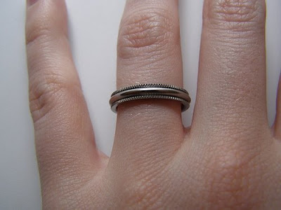 While titanium rings may not be as widespread as gold or platinum rings
