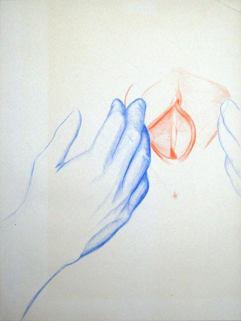 art dessin sexe feminin