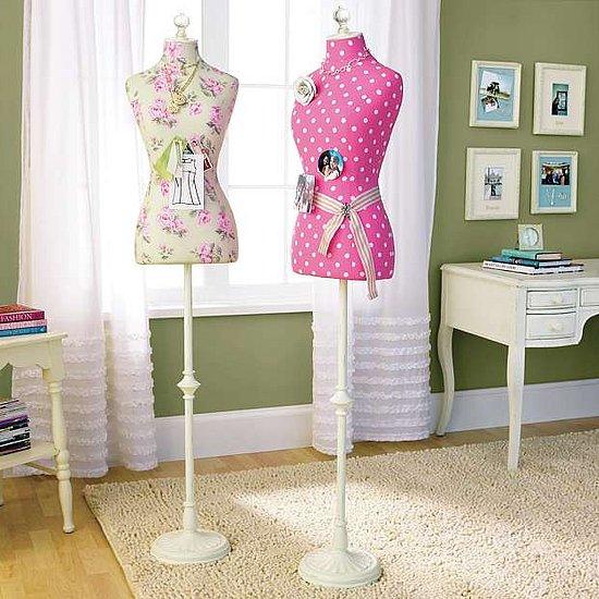 6footSALLY: Dapper Dress Forms