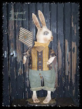 "My large ""Go Fly a Kite"" Bunny Rabbit from November 2009"