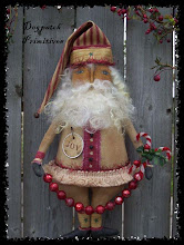 My Original Cupboard Santas as seen on TDIPT Merc Nov 08