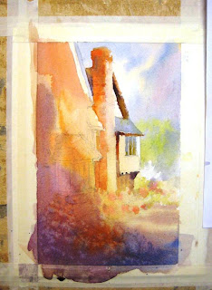 Cottage Lane Step 2