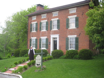 Photo of The Ellis Sanders Bed and Breakfast in Nauvoo Illinois