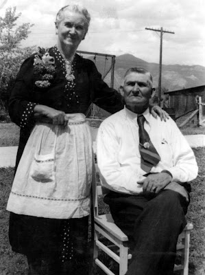 John Raymond Lee and Mary Lowe Lemon Lee
