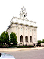 Nauvoo Temple today