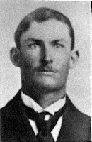 Photo of John Raymond Lee as a young man