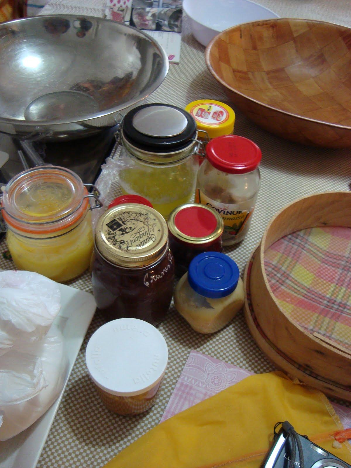 Du bruit dans la cuisine mes tous premiers macarons dans - Du bruit dans ma cuisine ...