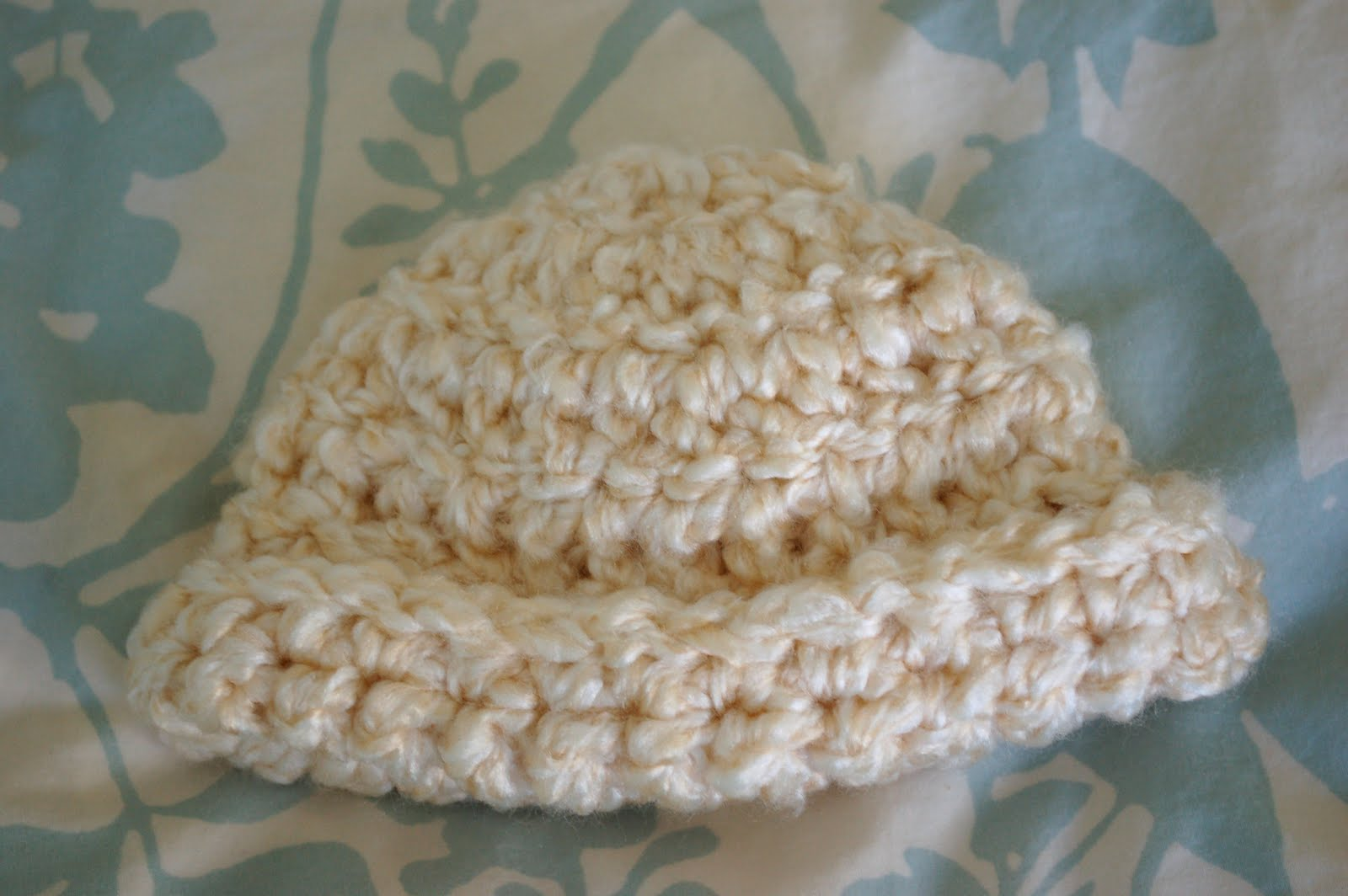 Chunky Cap | crochet today