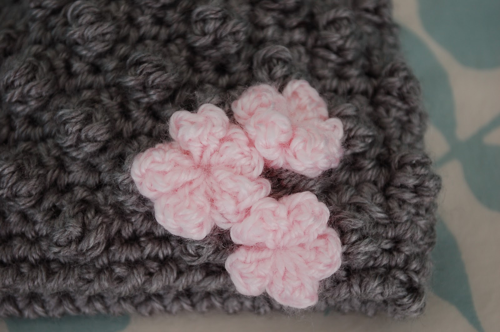 CROCHET FLOWERS - Pinterest / Home