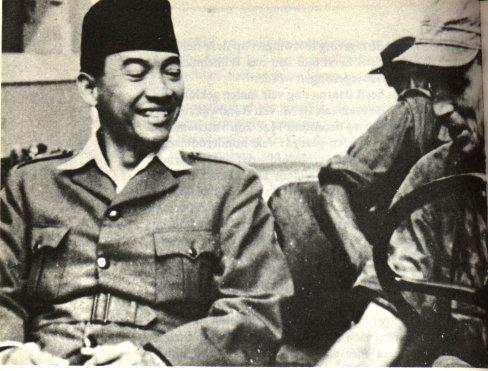 Perintah Pertama Soekarno Sebagai Presiden Indonesia