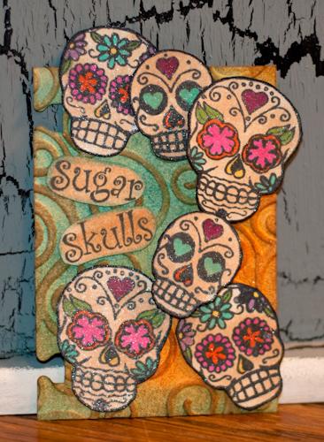 mexican skull designersugar skull have Pure awesomeness description of