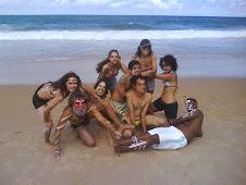 Artesudos na Praia do Buracão