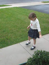 Sophia's 1st day of school