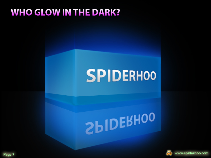 Who Am I? I&#39;m SpiderHoo!