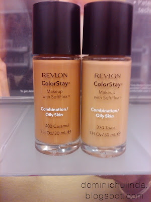 Revlon Colorstay in NC37 - Page 12