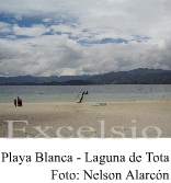 Día Azul por el Lago de Tota