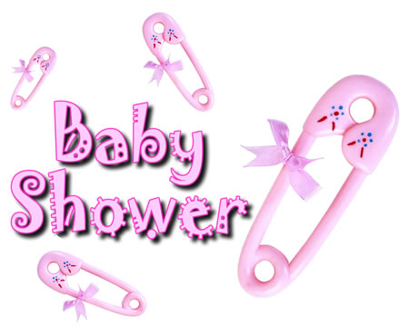My 1st Baby shower