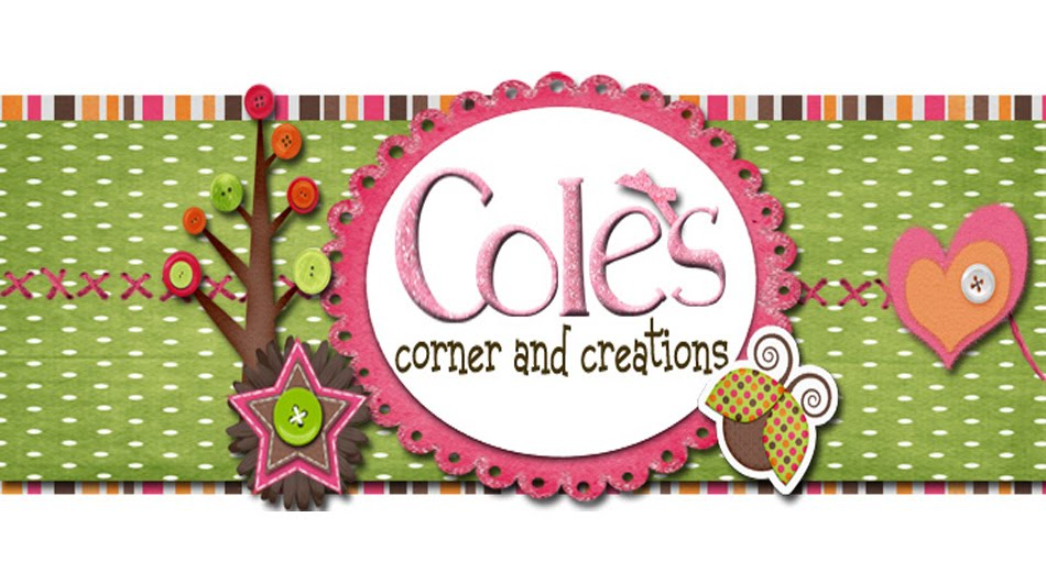 Cole&#39;s Corner and Creations