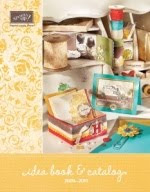 Stampin'Up IDEA BOOK & Catalog