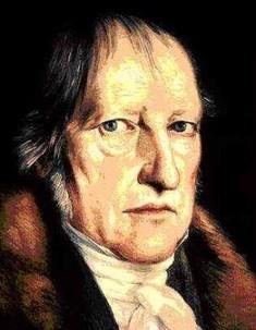 Uma lição de Hegel