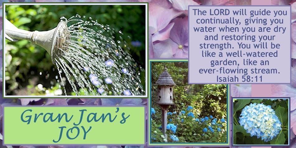Gran Jan's JOY