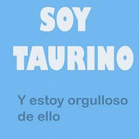 SOY TAURINO
