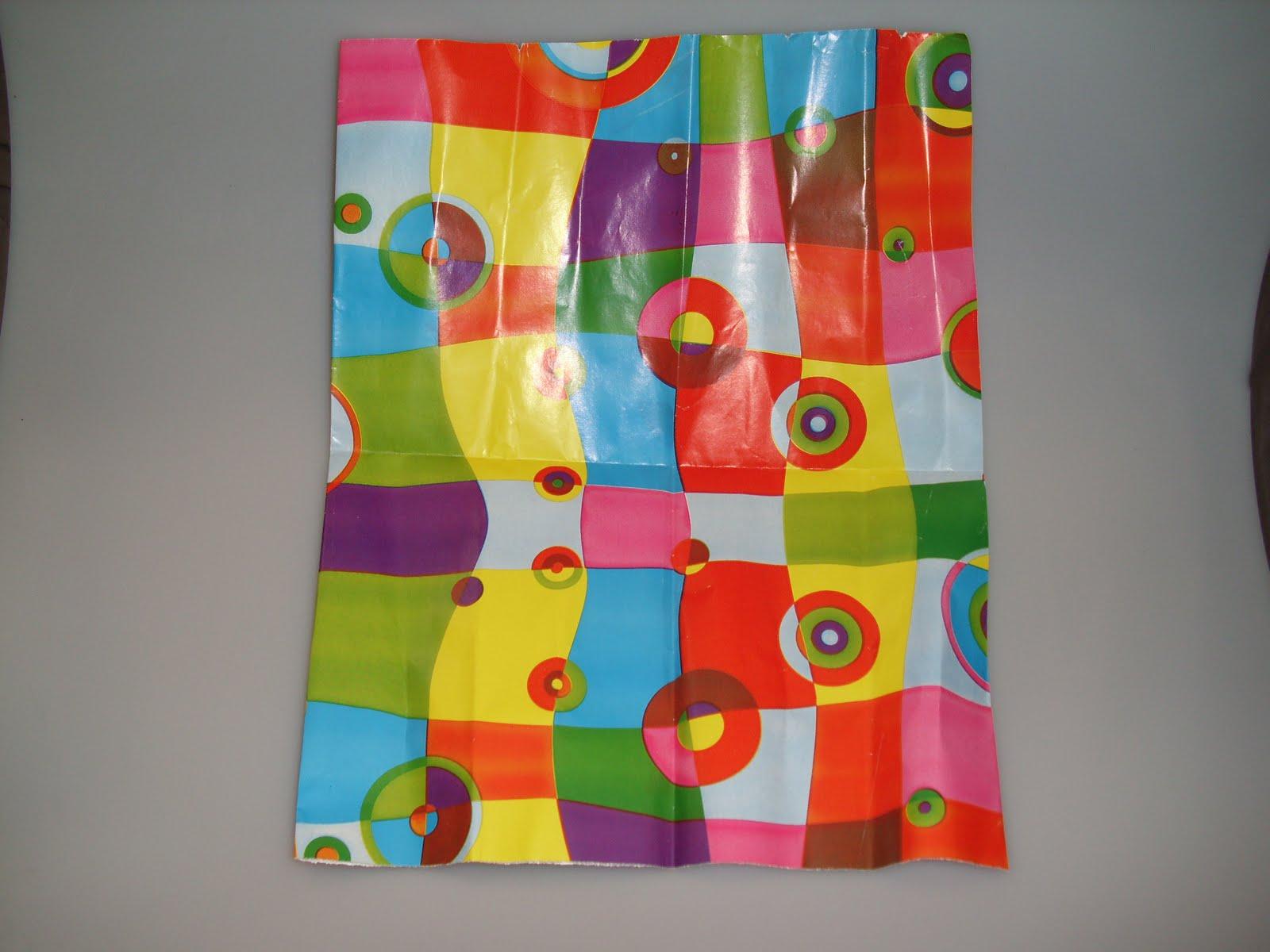 Tejiendo a maquina cuentas de papel tutorial - Papel y telas ...