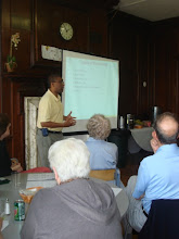 "Teaching an Elderhostel ""Understanding Islam and Muslims"" class"