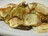 Abobrinha Empanada e Frita
