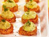 Patê de Alho com Batata (vegana)