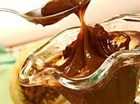 Ganache de Chocolate ao Maracujá (vegana)