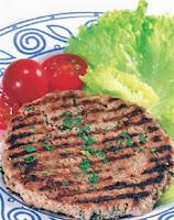Hambúrguer de Grãos