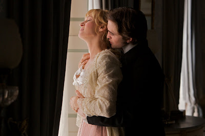 Uma Thurman and Robert Pattinson - Bel Ami