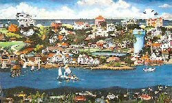 Town of Duck, on the Outer Banks