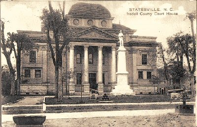 Iredell County Courthouse