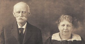 William Pleasant (Pless) and Margaret Walton Barber