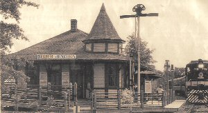 Barber Junction Depot