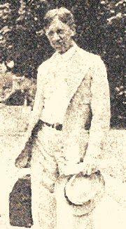 Thomas Bost, circa 1930