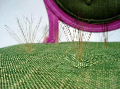 Trecool, prickly pair chair, valentina gonzalez wohlers, mueble, milan week 09