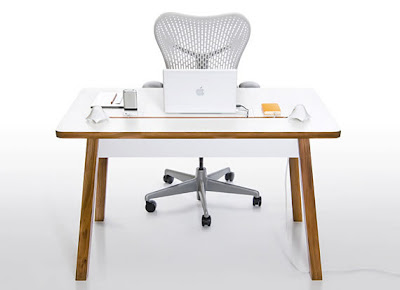 Trecool, BlueLounge StudioDesk, escritorio compacto
