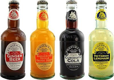 Trecool, Fentimans Soda, bebidas naturales y retro
