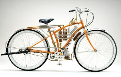 Trecool, Rintendo, Power ASSIST Bikes, Jokee, FIRE trick BOB, AQUA trick BOB, ELECTRIC BOB, bicicleta propulsada por cohete