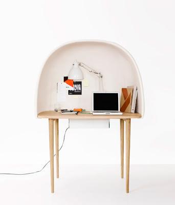 Trecool, Rewrite, GamFratesi, escritorio privado