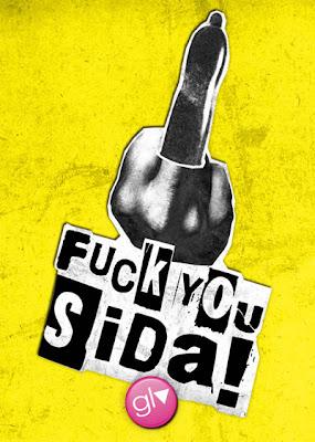 Trecool, Fuck You Sida!, agencia acHe, Barcelona