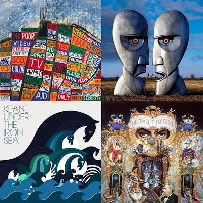 Trecool, 36 Fantásticas portadas de discos