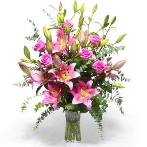 Send Fresh Flowers Worldwide!