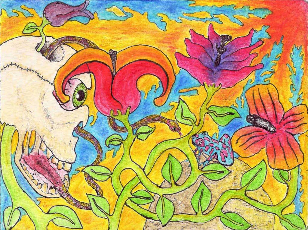 Dibujos  Delirios CleTuSiaNos 2010