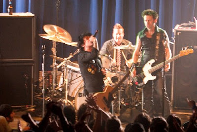 green day live image