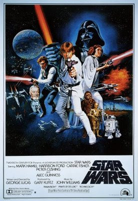 luke skywalker star wars poster
