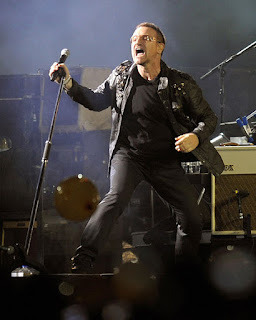 bono u2 world tour spain